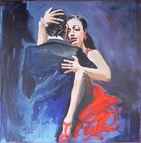 Tanz, Tango, Malerei