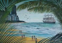 Sedov, Weltumsegelung, Recife, Welt