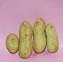 Erdnuß, Peanuts, Rosarot, Just for peanuts