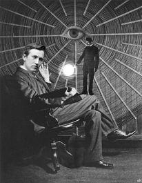 Tesla, Edison, Fakenews, Geheimwissen