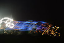 Squash, Fotografie, Light art