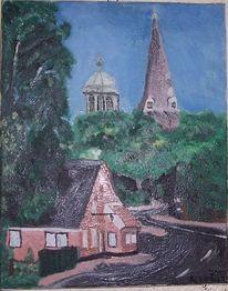 Rellingen, Malerei, Kirche