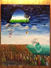 Malerei, Müll