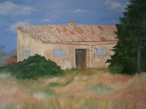 Natur, Landschaft, Haus, Mallorca