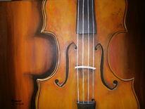 Instrument, Musik, Violine, Geige