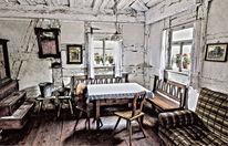 Zimmer, Bauernzimmer, Fotografie
