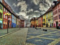 Cheb, Eger, Stadt, Fotografie