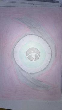 Rot, Augen, Kreatur, Zeichnungen