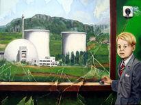 Energie, Zukunft, Atomkraft, Generation
