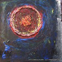 Schnittpunkt, Abstrakt, Sonne, Astrologie
