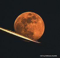 Mond, Astronaut, Raumschiff, Starfighter