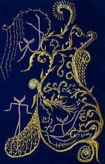 Universum, Ballett, Gold, Fantasie