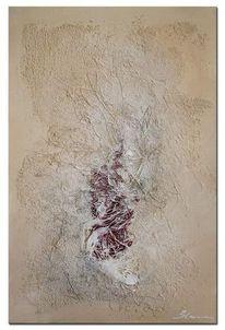 Wounded, Modern, Wandbilder, Malerei