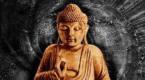 Menschen, Glaube, Tibet, Frieden