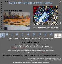 Ausstellung, Hanau, Hessen, Mathematik