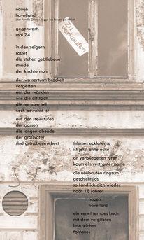 Nauen gegenwart, Berlin, Poesie, Havelland