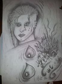 Punk, Zeichnungen