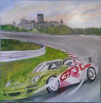 Gt cup 3, Auto, Porsche, Rennwagen