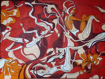 Malerei, Schleife