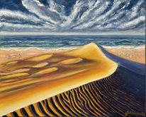 Entstehungsgeschichte, Malerei, Leer, Erde
