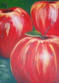 Apfel, Rot, Gala royal, Obst