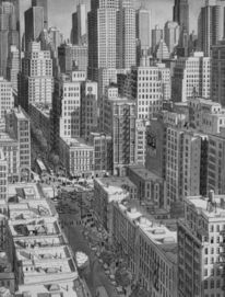 Nyc, Architektur, Usa, Stadt
