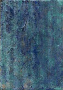 Blau, Gegenwart, Gefühl, Vergangenheit