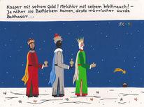 König, Gold, Weihrauch, Bethlehem