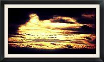 Digitale kunst, Himmel, Dezember