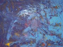 Steppe, Malerei
