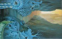 Treppe, Hafen, Griechische mythologie, Licht