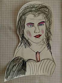 Vollmond, Vampir, Gräfin, Blutsauger