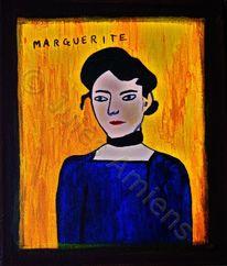 Matisse, Hommage, Collioure, Acrylmalerei