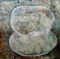 Sensibel, Harmonie, Acrylmalerei, Abstrakt