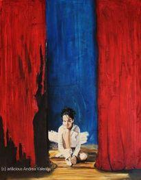 Ballerina, Malerei