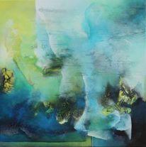 Malerei, 2014, Spiegelung