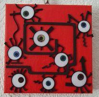 Kunsthandwerk, Augen