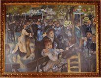 Malen, Renoir, Gemälde, Acrylmalerei