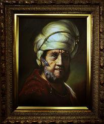 Renaissance, Realismus, Retro, Rembrandt