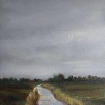 Hof, Nordsee, Wattenmeer, Bauernhof