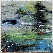 Landschaftsmalerei, Nordsee, Wetter, Idylle