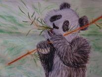 Zeichnungen, Panda