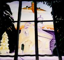 Malerei, Weihnachten, 2001
