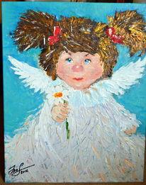 Acrylmalerei, Fantasie, Malerei,