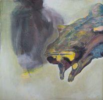 Malerei, Figur, Monster, Abstrakt
