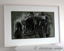 Bentley, Sport, Zeichnungen, Oldtimer