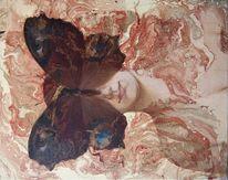 Abstrakt, Malerei, Ölmalerei, Gemälde