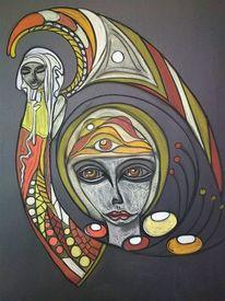 Gestalt, Leben, Abstrakt, Fantasie