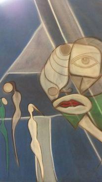 Malerei, Traum