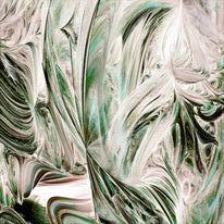 Digital, Mandelbulb, Fraktalkunst, Digitale kunst